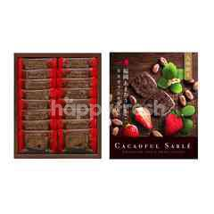 Mary's Cacaoful Sable Amaou Ichigo 16 pcs