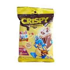 Crispy Kris Chocolate With Rice Cereal