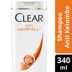 Clear Women Anti-Hair Fall 2-in-1 Shampoo
