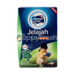 Frisian Flag Jelajah Powdered Honey Milk 1-3 Years