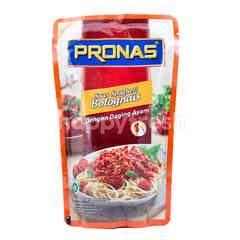 Pronas Chiken Bolognais Sauce