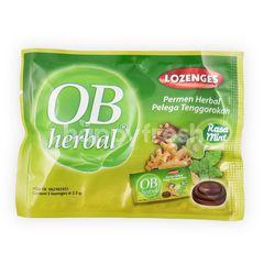 OB Herbal Herbal Candy Mint