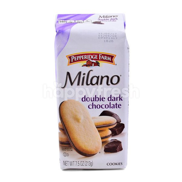 Pepperidge Farm Milano Double Dark Chocolate Cookies