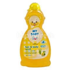 My Baby Hair & Body Wash