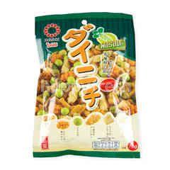 Dainichi Rice Cracker Wasabi Flavour
