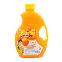 Straw Jus Orange Cordial