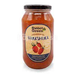 Sweet & Green Shakshuka Sauce