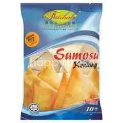 Fatihah Frozen Potato Samosa (10 Pieces)