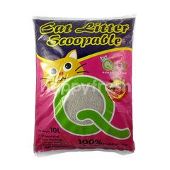 QIUT Cat Litter Scoopable Strawberry Fragrance