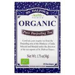 St. Dalfour Organic Pure Darjeeling Tea