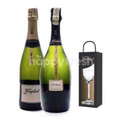 Freixenet Elyssia + Vintage Reserva Get Riedel Flute Glass Free