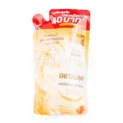 Betadine Natural Defense Moisturizing Manuka Honey Body Wash Reill
