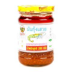 Pantainorasingh Shrimp Paste With Soya Bean Oil