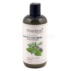 Petal Fresh Organics Conditioner Rosemary & Mint