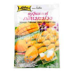 Lobo Mango Flavour Agar Dessert Mix