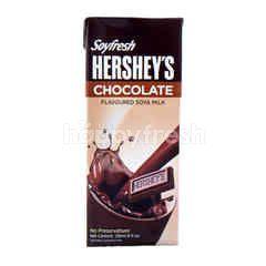 Hershey's Soyfresh Susu Kedelai Rasa Cokelat