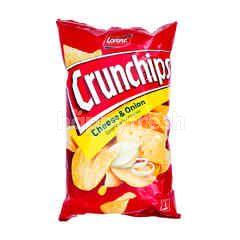 Crunchips Lorenz Crunchips Keju dan Bawang Putih