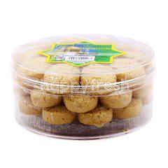My Biscuit Mazola Cookies (Biskut Kacang)