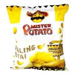 MISTER POTATO Original Flavor Potato Chips