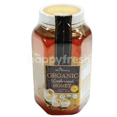 New Morning Organic Leatherwood Gorumet Honey