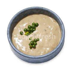 You Hunt We Cook Fresh Peppercorn sauce