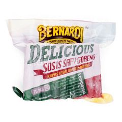 Bernardi Fried Beef Sausage