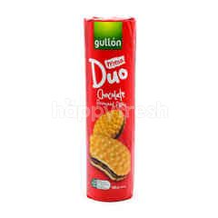 Gullon Mega Duo Crema Sabor Chocolate
