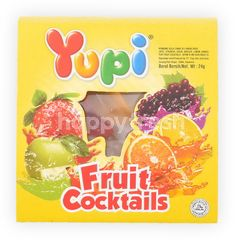 Yupi Fruit Cocktails