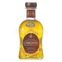 Cardhu Speyside Scotch Whisky Usia 12 Tahun