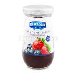 Best Foods Mixed Berry Jam