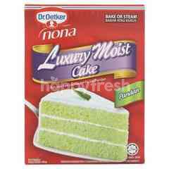 NONA Moist Cake Pandan Mix