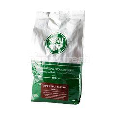 Suzuki Espresso Blend Dark Roasted Ground Coffee