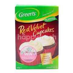 Green's Red Velvet Cupcakes Cake Mix