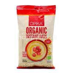 Opika Organic Instant Oats
