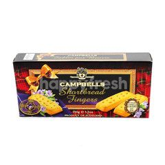 Campbell's Shortbread Fingers