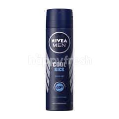 Nivea Men Cool Kick Spray Deodorant