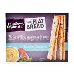Huntley & Palmers Baked Flat Bread Toasted Sesame