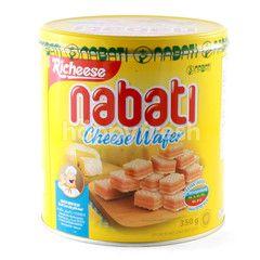 Richeese Nabati Wafer Keju