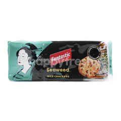Fantastic Seaweed Rice Crackers