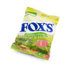 Fox's Permen Kristal Bening Rasa Teh