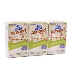Sanitarium So Good Unsweeetened Almond Milk Drink