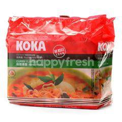 Koka Instant Noodles Curry Flavour