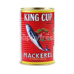 King Cup Mackerel In Tomato Sauce