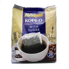 Nutrigold Kopi ) With Sugar
