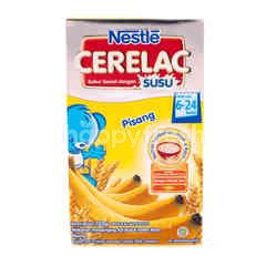 Cerelac Banana Milk Cereal 6-24 Months