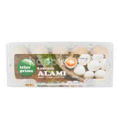 Prima Taste Telur Ayam Kampung Alami