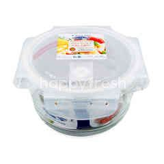 Super Lock Food Container Glass 750 ml