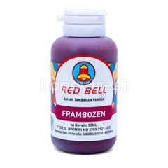 Red Bell Flavoring and Coloring for Food with Frambozen Flavor