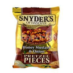 SNYDER'S  Pretzel Pieces Honey Mustard & Onion
