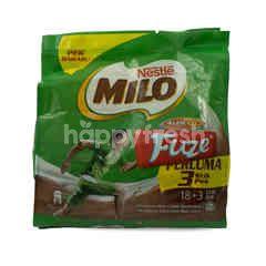 Milo Susu Coklat Fuze